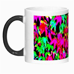 Colorful Leaves Morph Mugs by Costasonlineshop