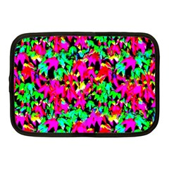Colorful Leaves Netbook Case (medium)  by Costasonlineshop