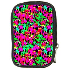 Colorful Leaves Compact Camera Cases by Costasonlineshop