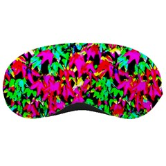 Colorful Leaves Sleeping Masks by Costasonlineshop