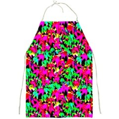 Colorful Leaves Full Print Aprons by Costasonlineshop