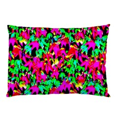 Colorful Leaves Pillow Cases (two Sides) by Costasonlineshop