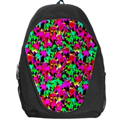 Colorful Leaves Backpack Bag by Costasonlineshop