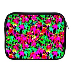 Colorful Leaves Apple Ipad 2/3/4 Zipper Cases by Costasonlineshop