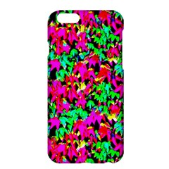 Colorful Leaves Apple Iphone 6 Plus/6s Plus Hardshell Case by Costasonlineshop