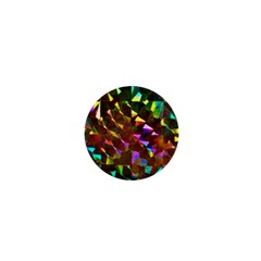 Cool Glitter Pattern 1  Mini Buttons by Costasonlineshop