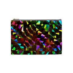 Cool Glitter Pattern Cosmetic Bag (medium)  by Costasonlineshop