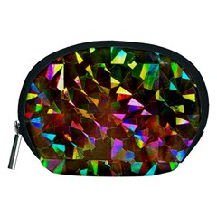 Cool Glitter Pattern Accessory Pouches (medium)  by Costasonlineshop