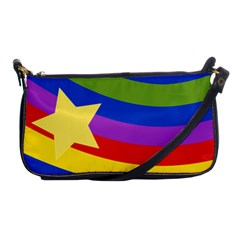 Rainbows Evening Bag by Ellador