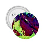 Abstract Painting Blue,Yellow,Red,Green 2.25  Buttons Front