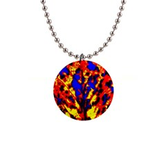 Fire Tree Pop Art Button Necklaces by Costasonlineshop