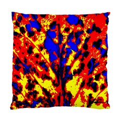Fire Tree Pop Art Standard Cushion Cases (two Sides)