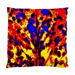 Fire Tree Pop Art Standard Cushion Cases (Two Sides)  Back