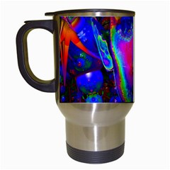 Night Dancer Travel Mugs (white) by icarusismartdesigns
