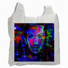 Night Dancer Recycle Bag (two Side)  by icarusismartdesigns