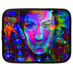 Night Dancer Netbook Case (xl)  by icarusismartdesigns