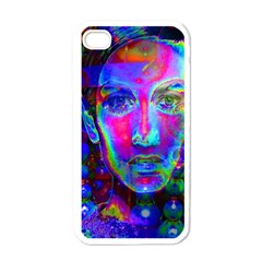 Night Dancer Apple Iphone 4 Case (white) by icarusismartdesigns