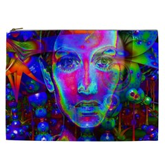 Night Dancer Cosmetic Bag (xxl)  by icarusismartdesigns