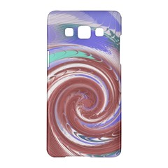 Whirlwind Samsung Galaxy A5 Hardshell Case  by JDDesigns