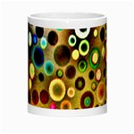Colourful Circles Pattern Morph Mugs Center