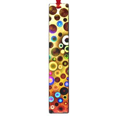 Colourful Circles Pattern Large Book Marks