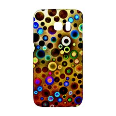 Colourful Circles Pattern Galaxy S6 Edge by Costasonlineshop