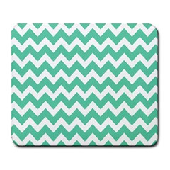Chevron Pattern Gifts Large Mousepads