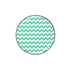 Chevron Pattern Gifts Hat Clip Ball Marker