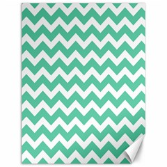 Chevron Pattern Gifts Canvas 12  X 16