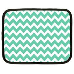 Chevron Pattern Gifts Netbook Case (xxl)