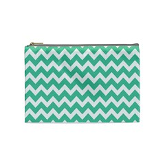 Chevron Pattern Gifts Cosmetic Bag (medium)