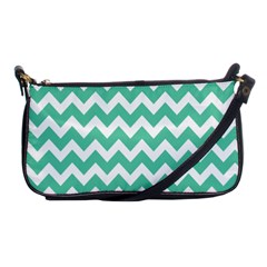 Chevron Pattern Gifts Shoulder Clutch Bags