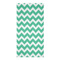 Chevron Pattern Gifts Shower Curtain 36  X 72  (stall)
