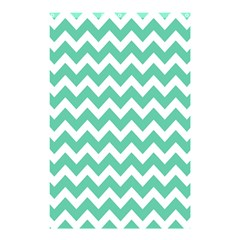 Chevron Pattern Gifts Shower Curtain 48  X 72  (small)