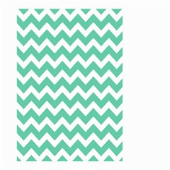 Chevron Pattern Gifts Small Garden Flag (two Sides)