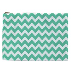 Chevron Pattern Gifts Cosmetic Bag (xxl)