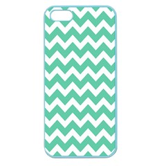 Chevron Pattern Gifts Apple Seamless Iphone 5 Case (color)