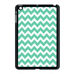 Chevron Pattern Gifts Apple Ipad Mini Case (black)