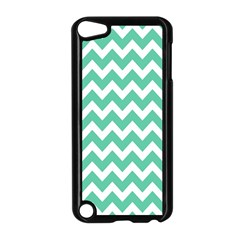 Chevron Pattern Gifts Apple Ipod Touch 5 Case (black)