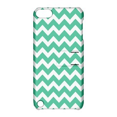 Chevron Pattern Gifts Apple Ipod Touch 5 Hardshell Case With Stand