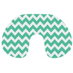 Chevron Pattern Gifts Travel Neck Pillows