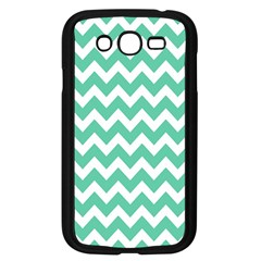 Chevron Pattern Gifts Samsung Galaxy Grand Duos I9082 Case (black)