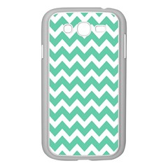 Chevron Pattern Gifts Samsung Galaxy Grand Duos I9082 Case (white)