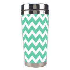 Chevron Pattern Gifts Stainless Steel Travel Tumblers