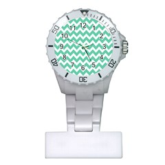 Chevron Pattern Gifts Nurses Watches