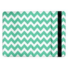Chevron Pattern Gifts Samsung Galaxy Tab Pro 12 2  Flip Case
