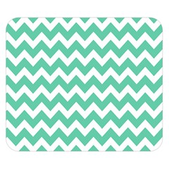 Chevron Pattern Gifts Double Sided Flano Blanket (small)