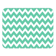 Chevron Pattern Gifts Double Sided Flano Blanket (large)