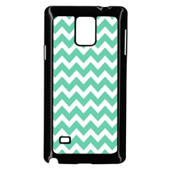 Chevron Pattern Gifts Samsung Galaxy Note 4 Case (black)