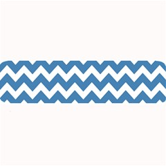 Chevron Pattern Gifts Large Bar Mats by creativemom